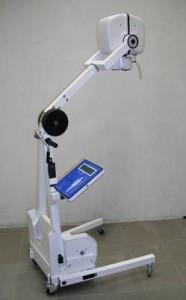 Аппарат рентгеновский с автоматизированным управлением АРА 110-160-02